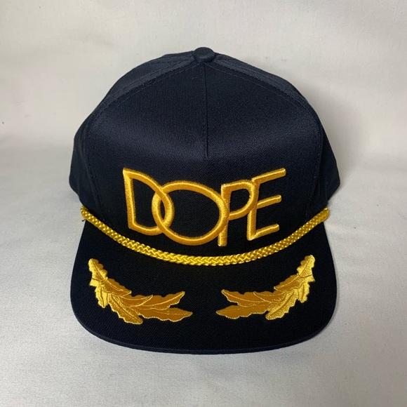 92dd5ffae8983 DOPE Captains snapback hat